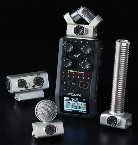 FIRST LOOK REVIEW : ZOOM H6 RECORDER | Dino J A  Deane